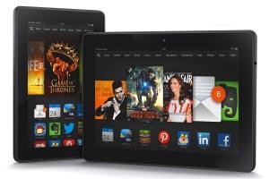 Amazon HDX Tablet Family