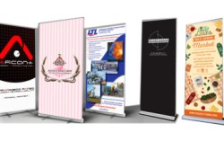 Retractable Banners and signage