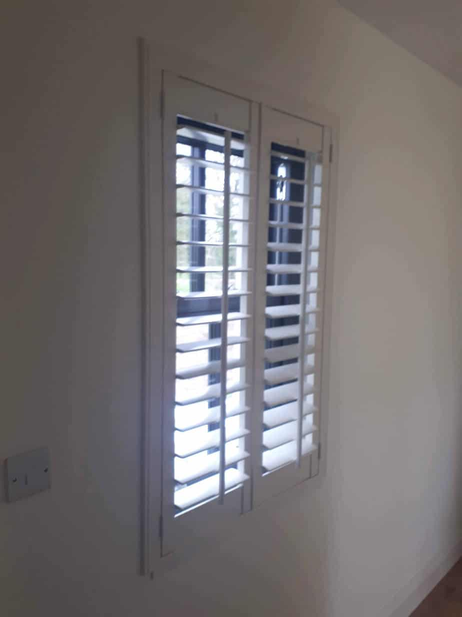 Plantation Shutters Installed In Blessington Wicklow