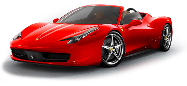 80s Car Wallpaper Ferrari 458 Spider Front Side