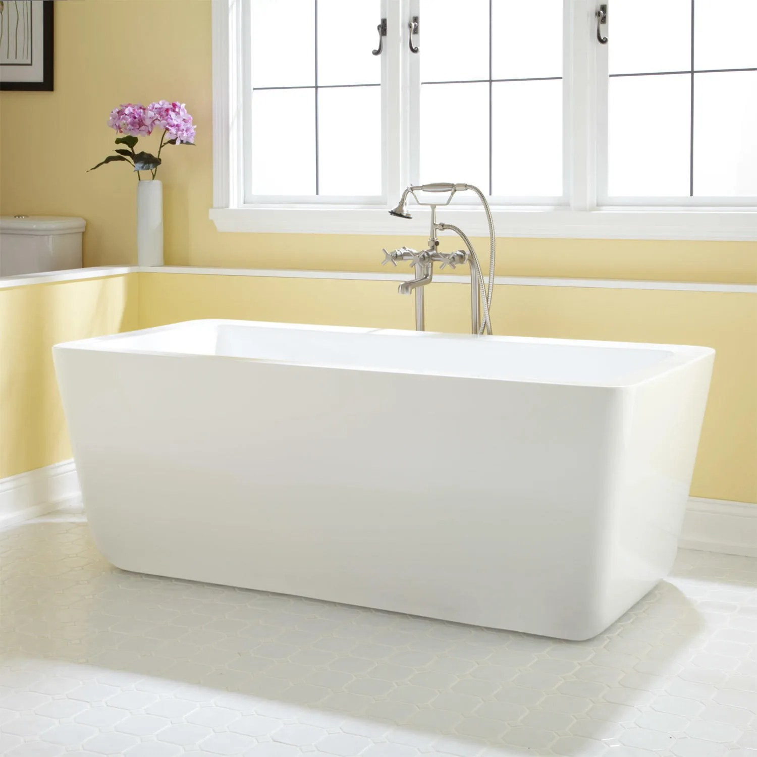 Freestanding Tubs And Soaking Tubs Signature Hardware