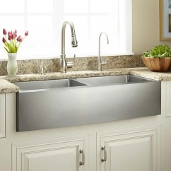 Stainless Steel Farmhouse Kitchen Sink Discount Appliances 30 Quot Optimum