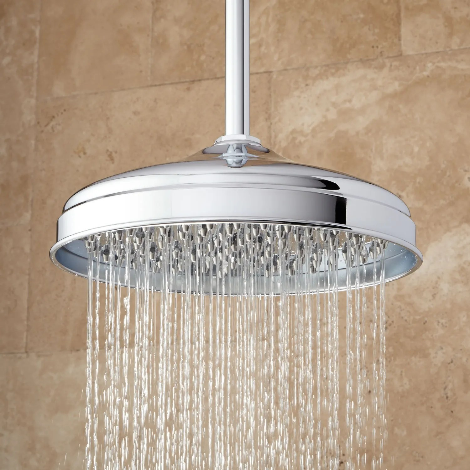Glenley Shower System Dual Shower Heads and 3 Sprays Lever Handle  eBay