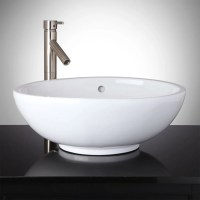 Valor Oval Vessel Sink