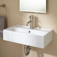 Darby Wall-Mount Bathroom Sink - Bathroom