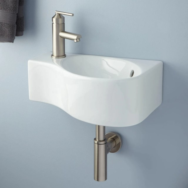 Rectangular Bathroom Sink