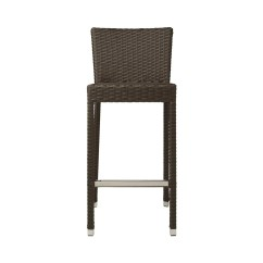 Resin Table And Chairs Set Lounge Accent Chair Signature Hardware Michio Wicker 5 Piece Bar