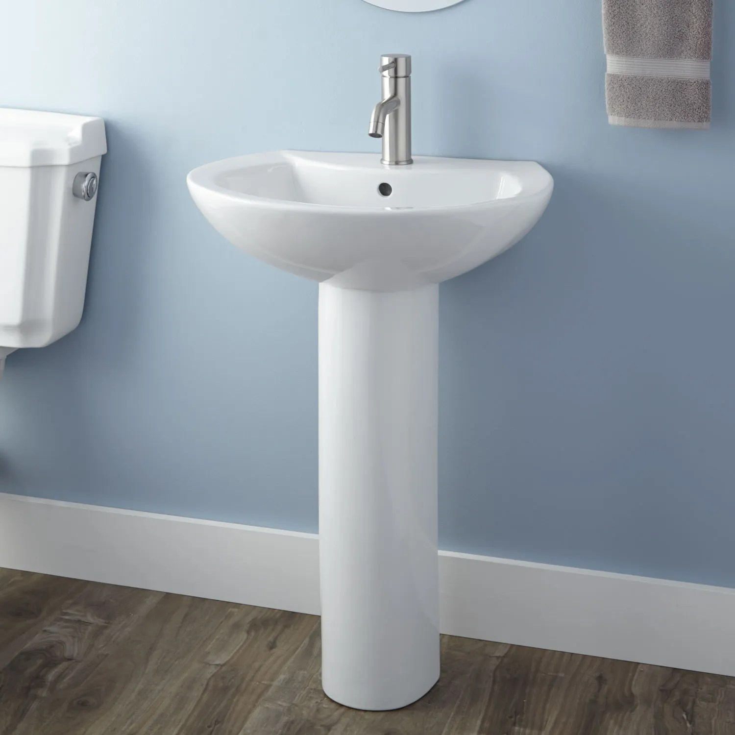 Therese Pedestal Sink