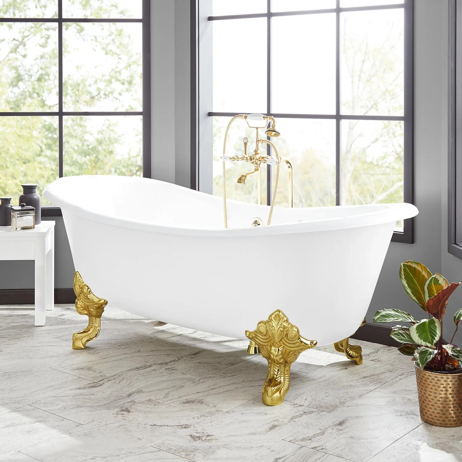 Freestanding Tub Buying Guide Best Style Size And Material For You