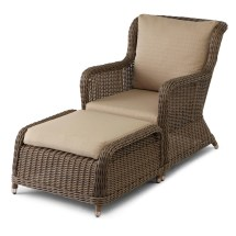 Outdoor Resin Wicker Furniture Signature Hardware