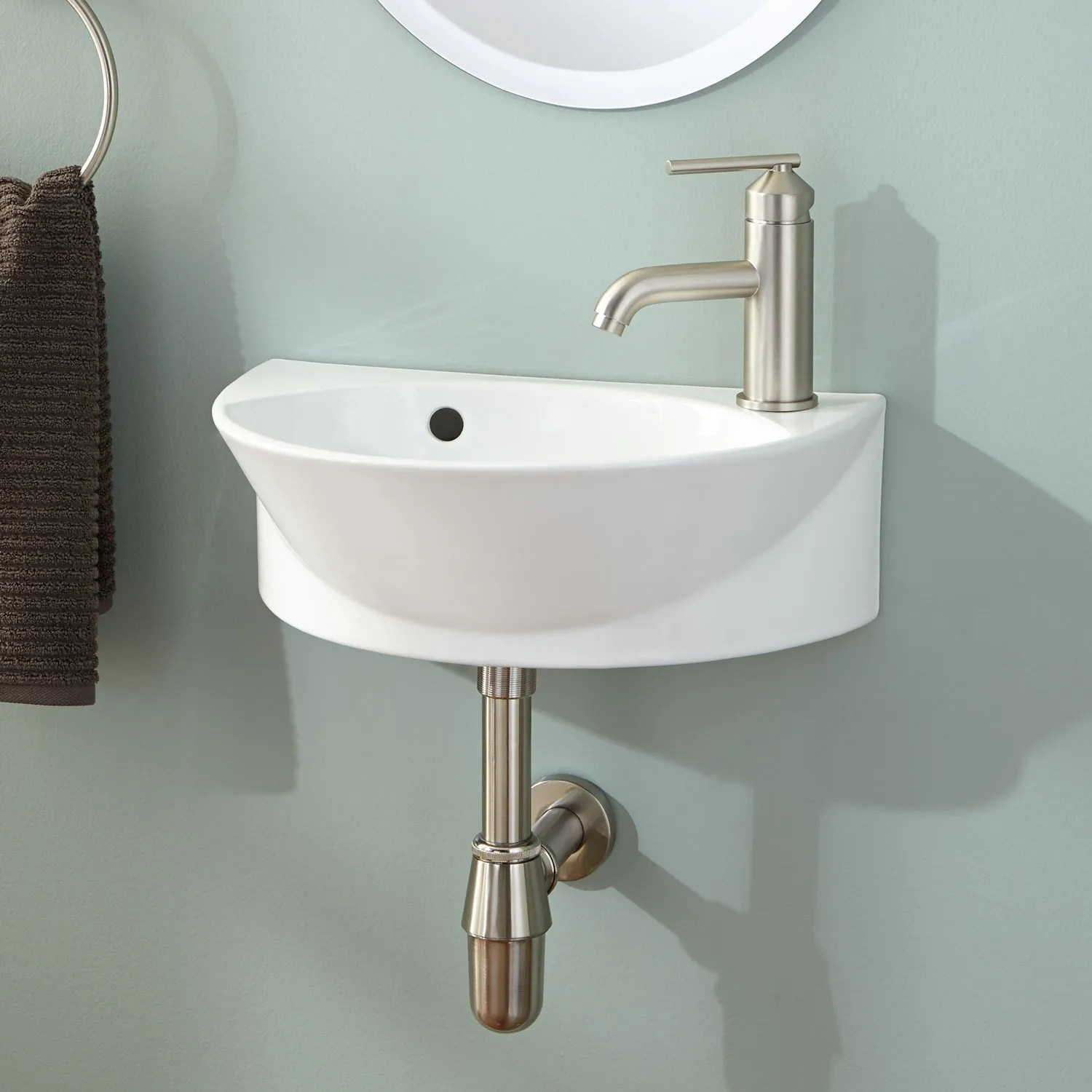 Garlin WallMount Bathroom Sink