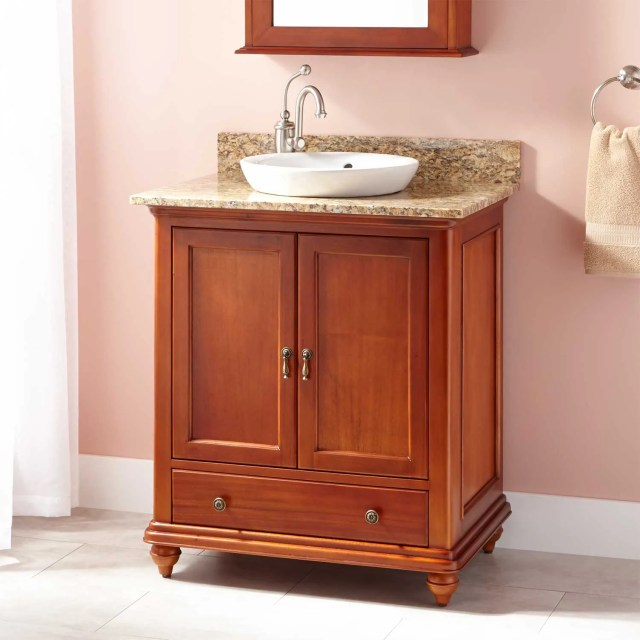 Cherry Freestanding Vanity