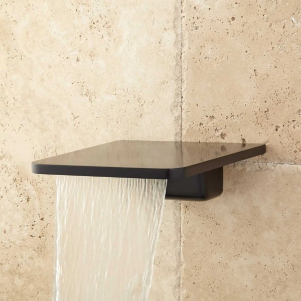 Signature Hardware Knox Waterfall Tub Spout