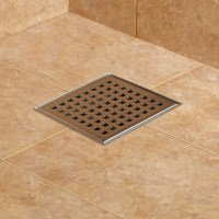 Steel Shower Drains