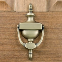 Kitchen Cabinet Locks Designs With Islands Vintage Door Knocker - Hardware