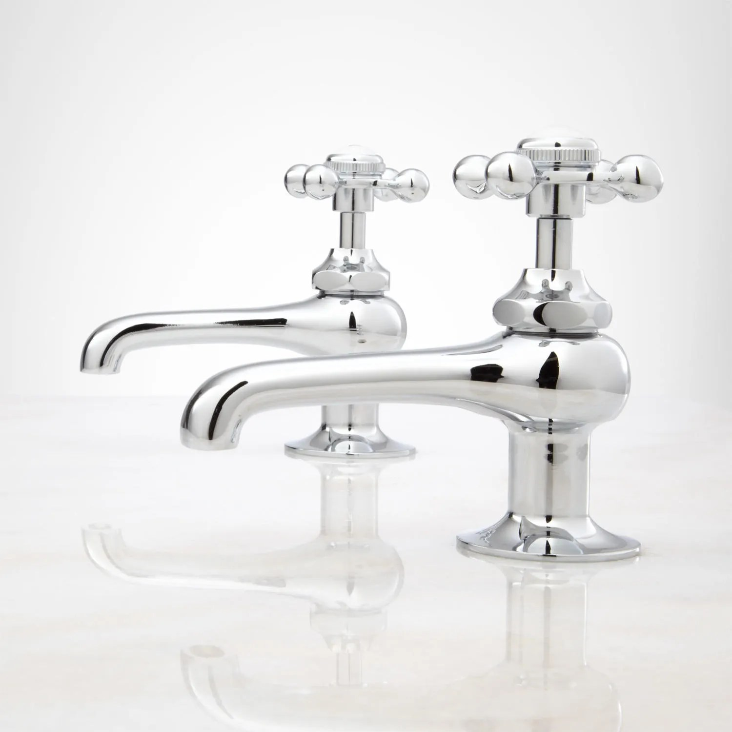 Reproduction CrossHandle Sink Faucets  Bathroom Sink