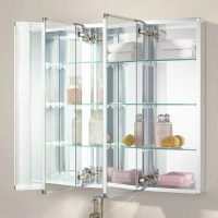 Flush Mount Medicine Cabinets Mirrors | Review Home Co