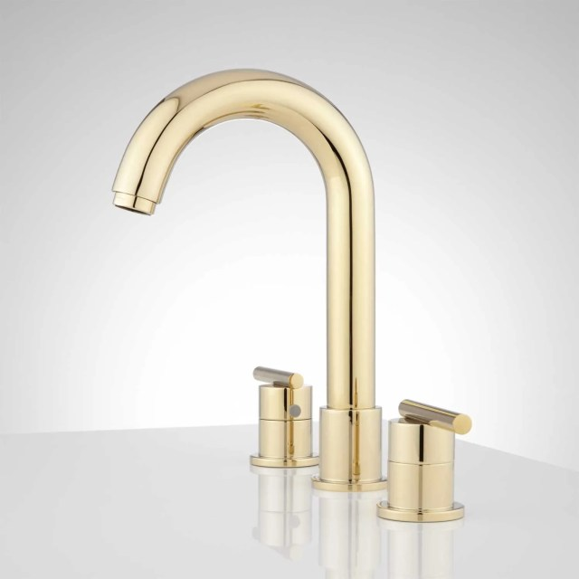 Lester Widespread Bathroom Faucet Bathroom