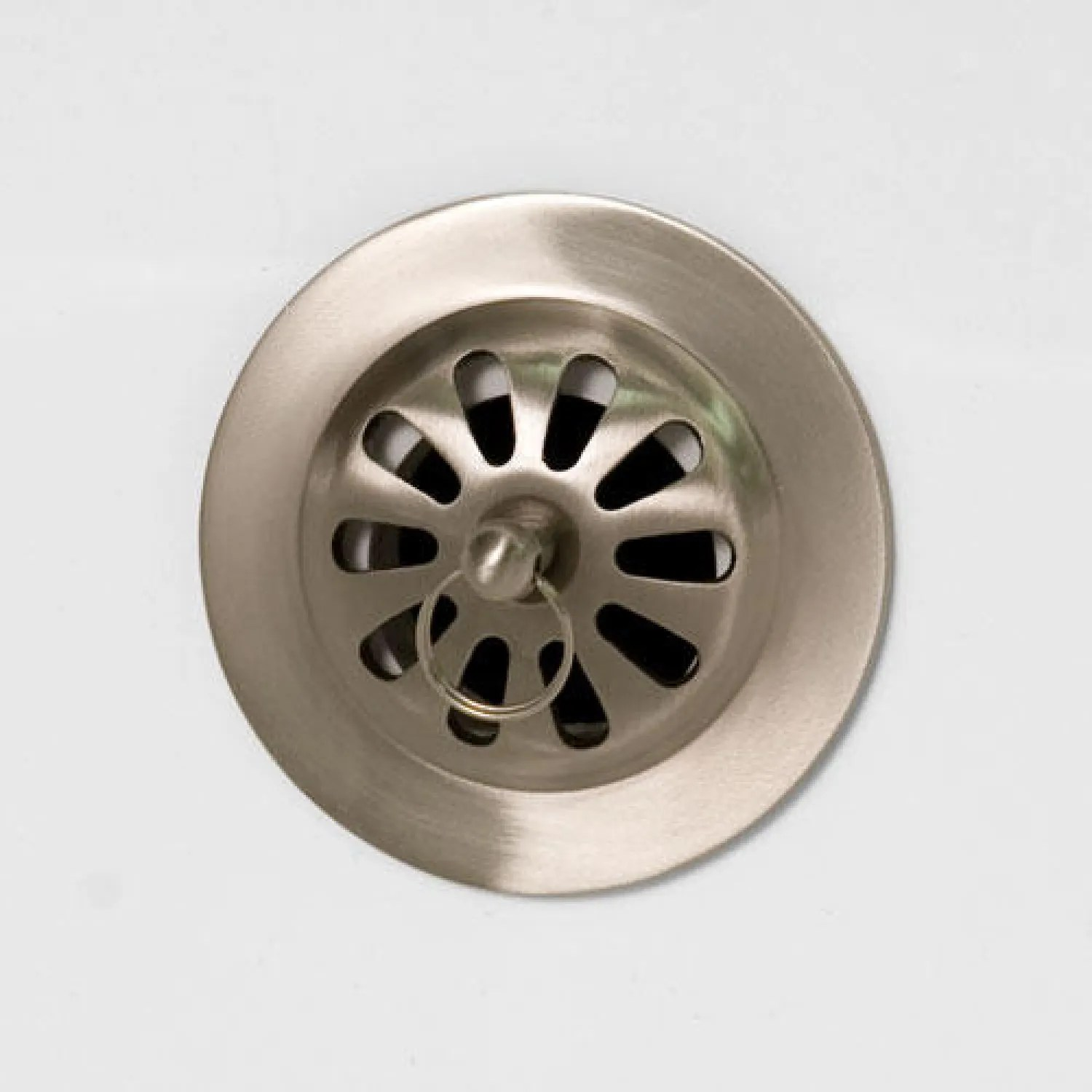 Daisy Wheel Overflow Cover with Bolt  Bathroom