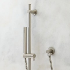 Kitchen Cabinet Pulls And Handles Microwave Exira Thermostatic Shower System - Dual Heads, Hand ...
