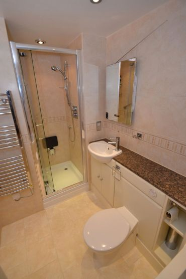 Bathroom Makever with Electric Megaflo - Austin Close 1
