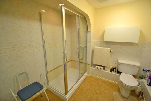 Retirement Flat - Shower Installation - Gresham Court 1