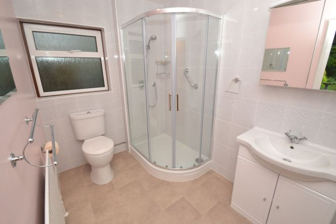 Shower Room Installation - Hazelwood Lane Chipstead 2