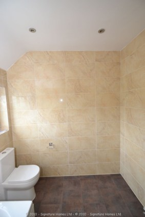 Beautiful Minimalistic Fitted Bathroom - Marlpit Lane 3