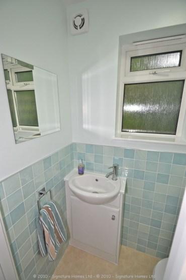 Cloakroom Refurbishment Rushmead Close Croydon 2
