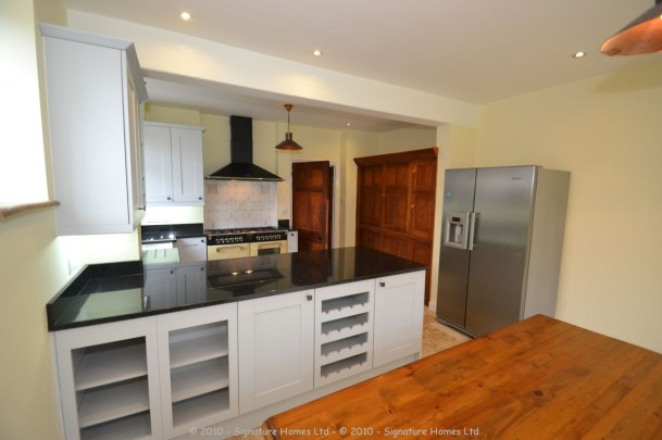 Bespoke Kitchen Makeover - Painted Ash Collection - Tollers Lane 4