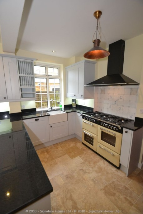 Bespoke Kitchen Makeover - Painted Ash Collection - Tollers Lane 2