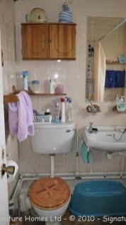 Bathroom Knock Through - Epsom Downs BEFORE 4