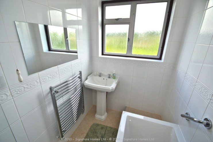 Simple Bathroom Makeover - St Andrews Road 3