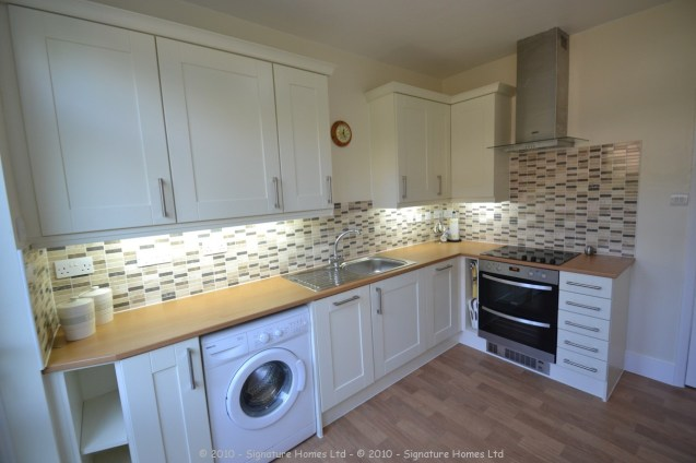 Kitchen Makeover - Marlpit Lane