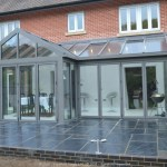 Bespoke Apropos Conservatory with Landscaping