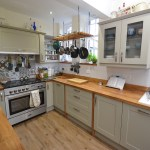 Kitchen Makeover Shirley – Country Shaker with Oak Worktops