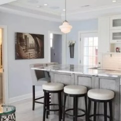 Kitchen Island Counter Countertop Prices Design In Two Levels Signature Kitchens Additions Tier Tops
