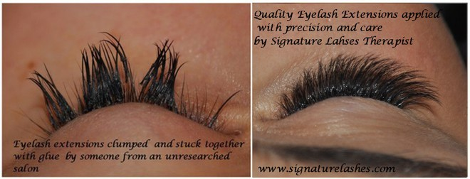 Signature Lashes By Expertly Trained Master Lash Artist