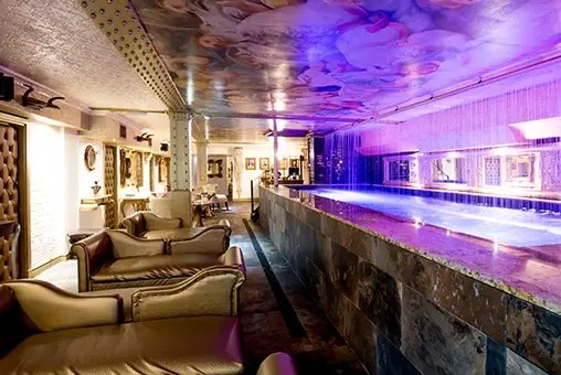 hotel with living room create your own party rooms apartments in liverpool at signature morgan s vault pool prices