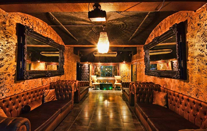 The Vault The Ultimate Party Pad Signature Living