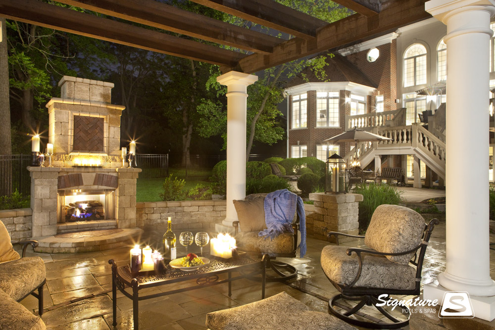 Outdoor Living Picture Gallery Signature Fiberglass