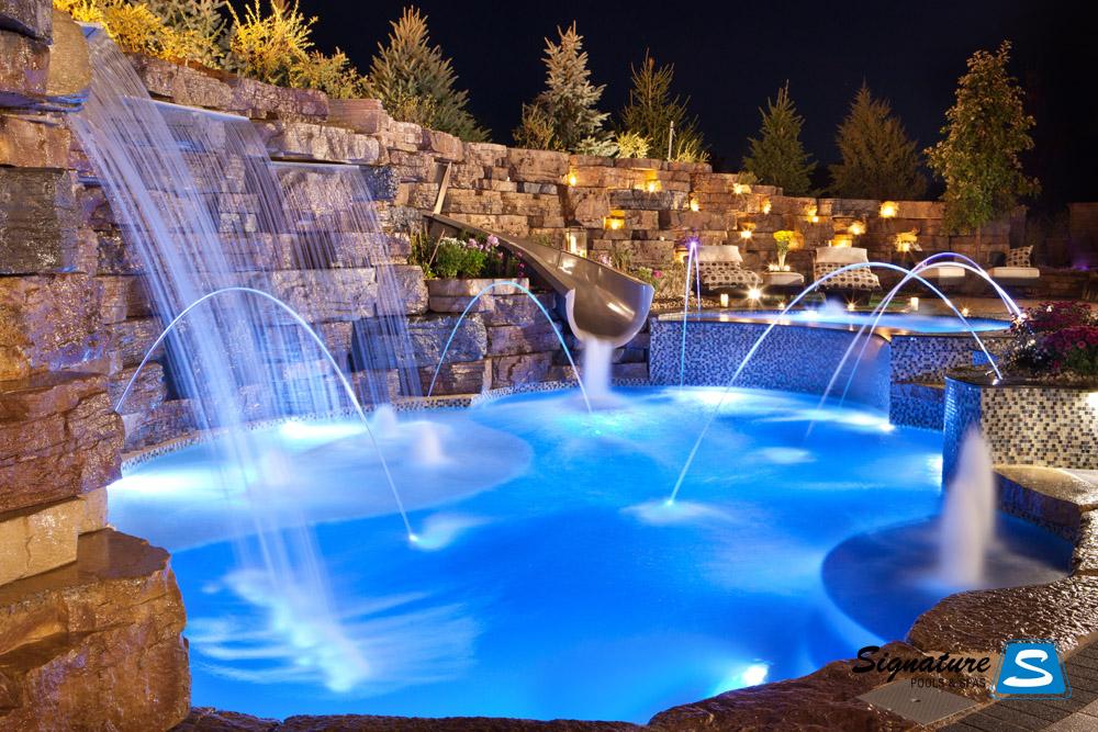 Gemini model pool from Trilogy Pools  Signature