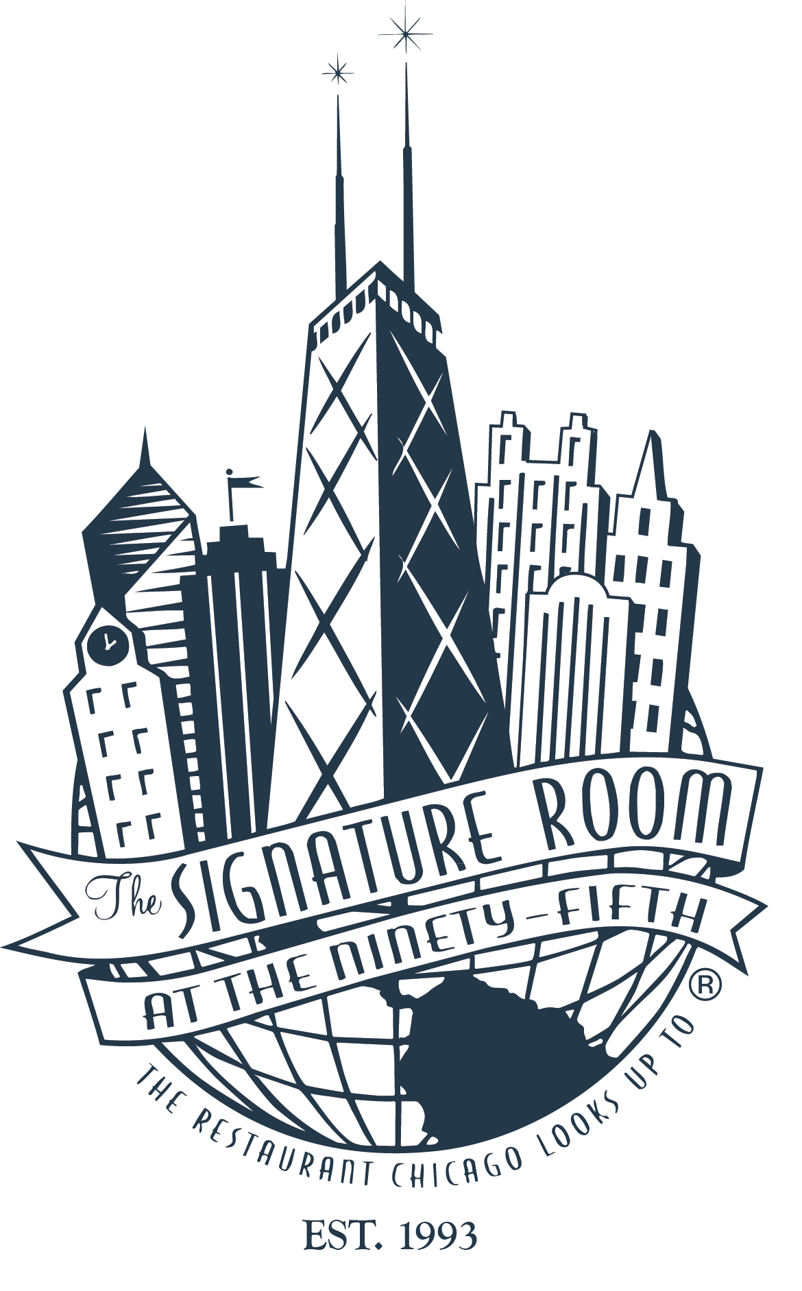 About The Signature Room at the 95th  Chicago IL