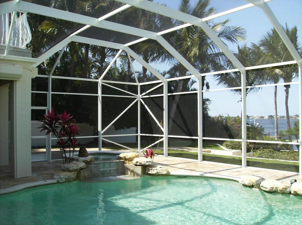 Houston Screen Rooms Screen Enclosures Solar Screens