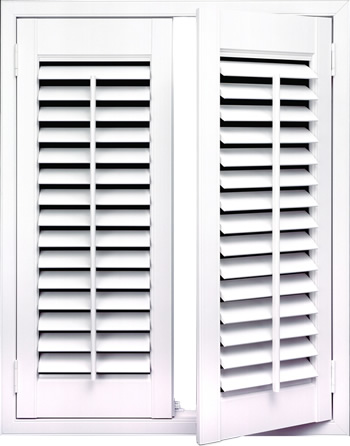 Houston Double Panel Shutters