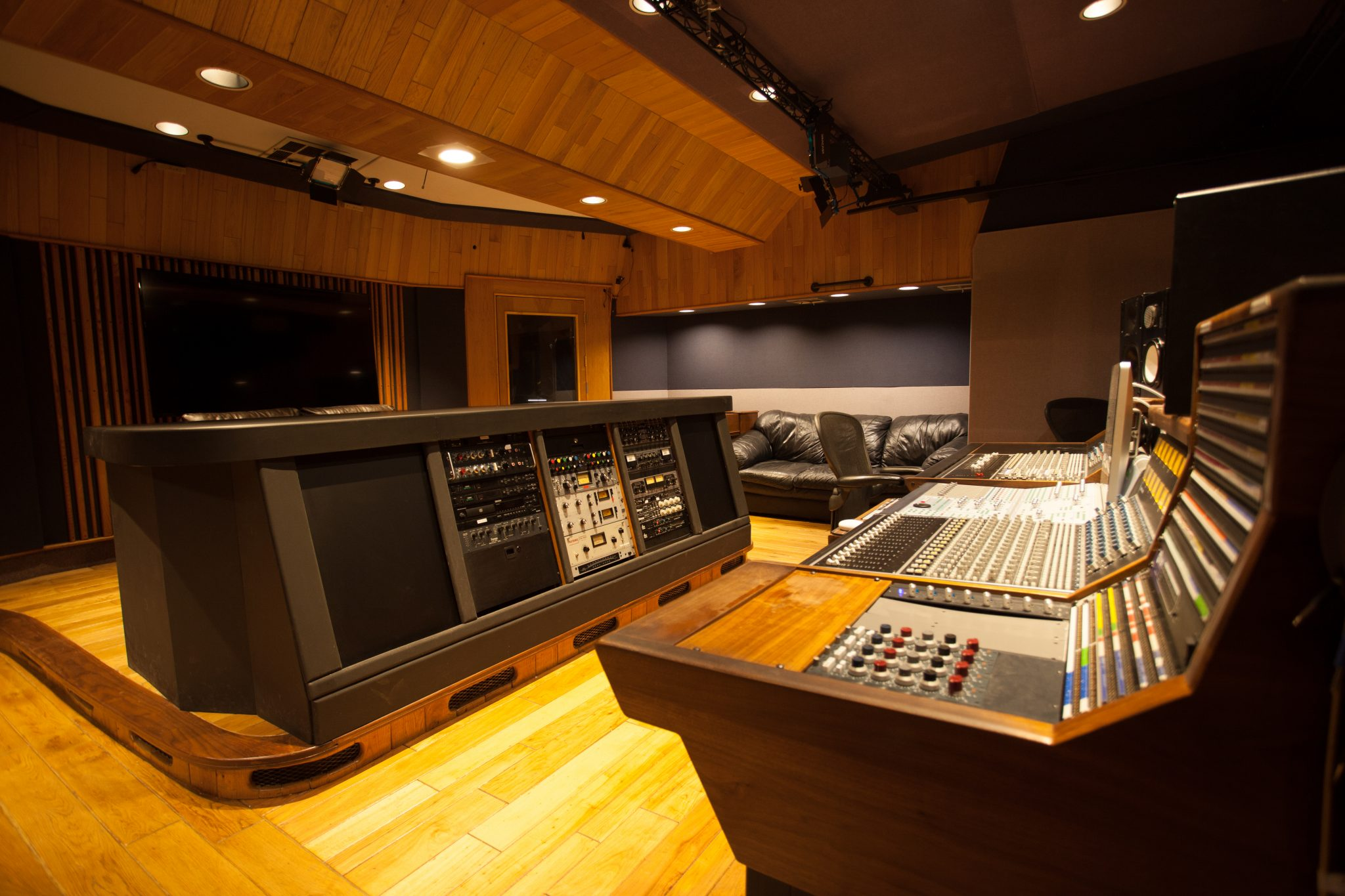 Studio A  Signature Sound Recording  San Diego California