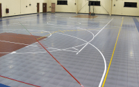 Modular Gym Floor | Modular Gymnasium Flooring for ...