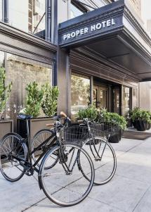 San Francisco Proper Hotel Usa Luxury