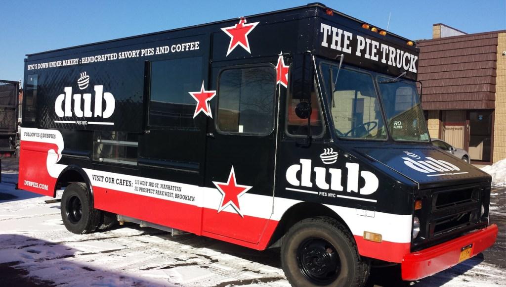 Dub Pies NYC