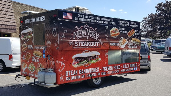 New York Steak Out